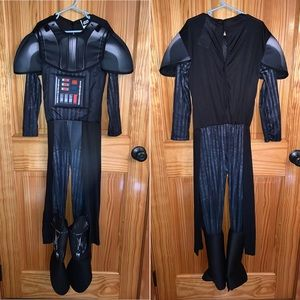 Halloween | boys Darth Vader Star Wars costume